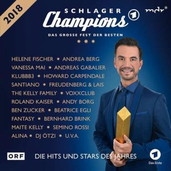 """""""SCHLAGER CHAMPIONS - DAS GROSSE FEST DER BESTEN!"""" - jetzt auch als Sampler auf CD - Rezension"""
