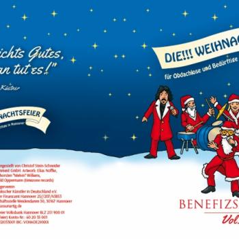 Es gibt nichts Gutes, außer man tut es (Erich Kästner) - dieses Jahr in Hannover !!